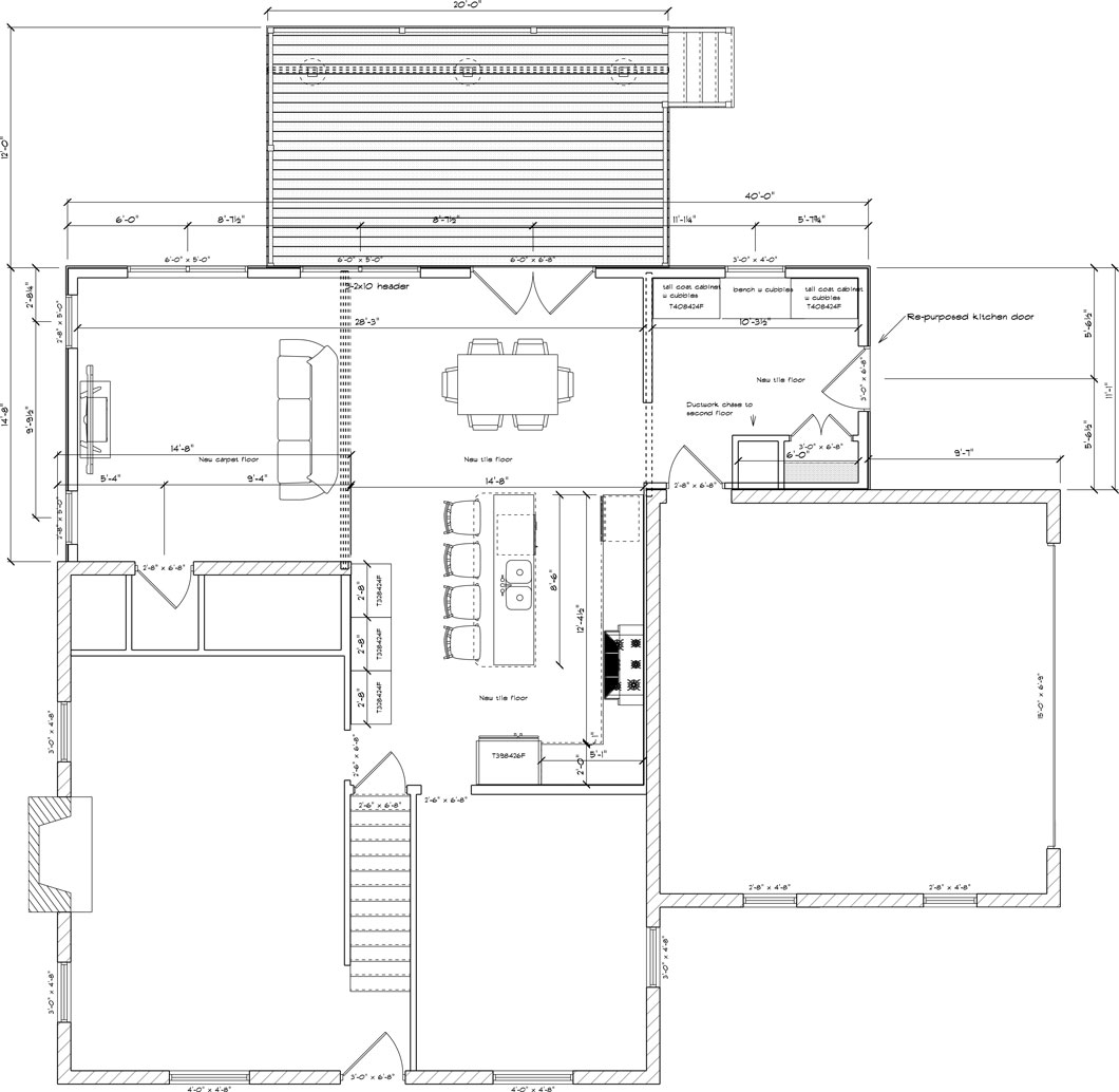 Floor Plan Home Design