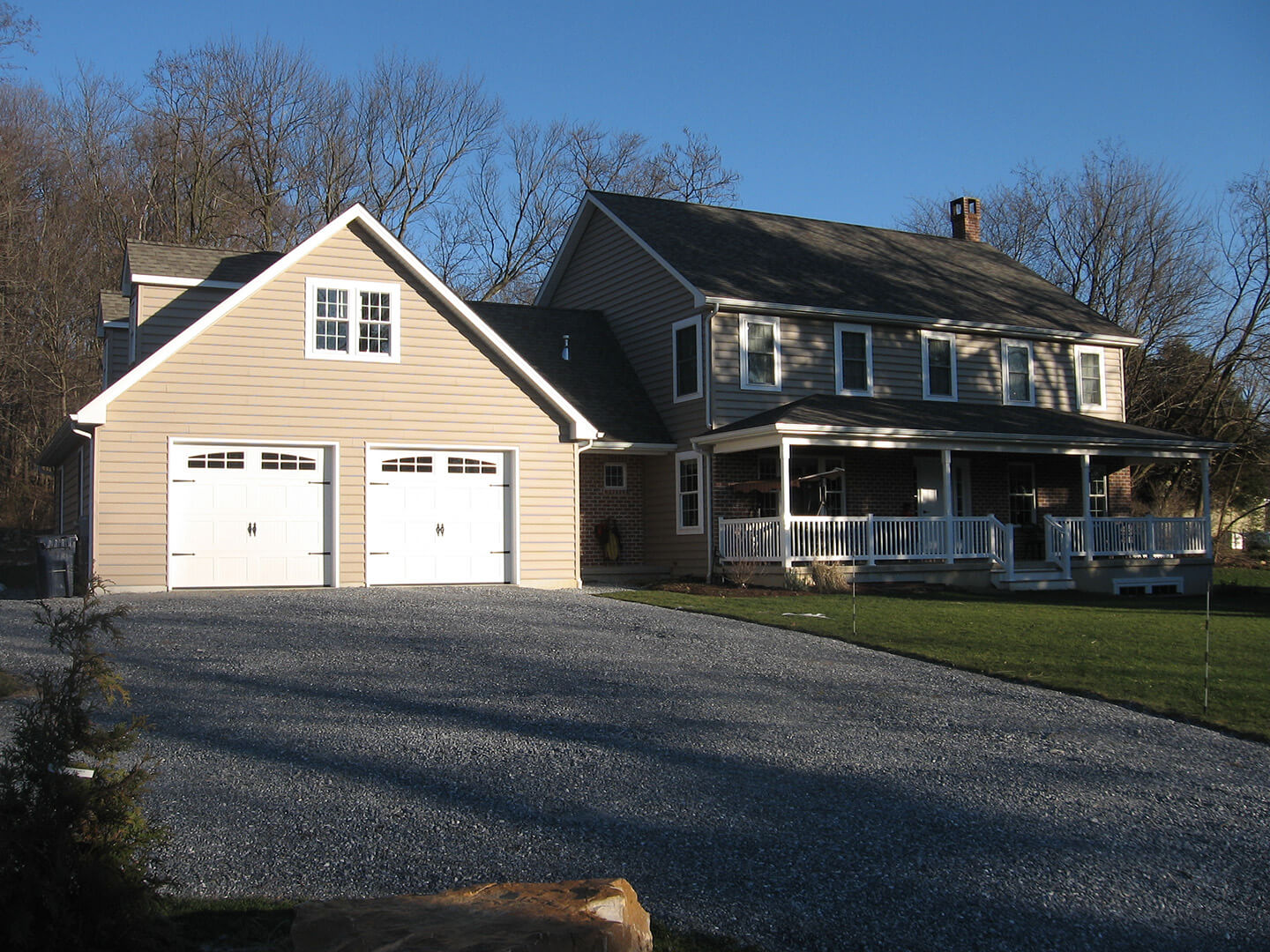 In-Law Suite Addition in New Holland